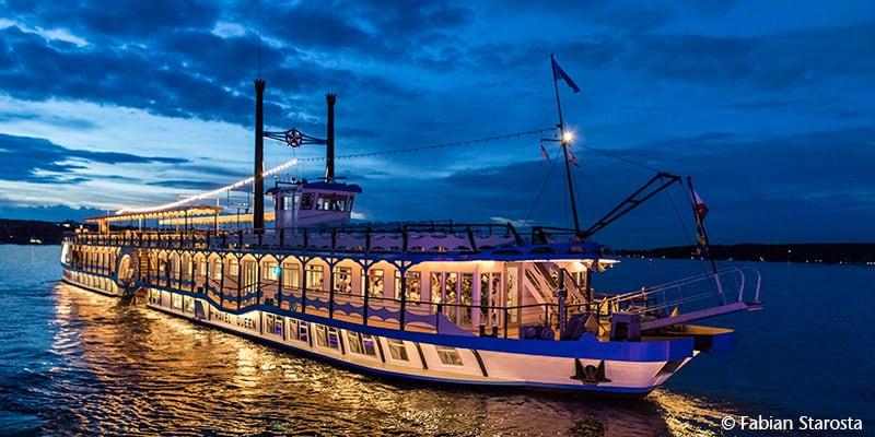 Schiff mieten MS Havel Queen